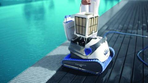robot vệ sinh bể bơi tự động thông minh 3