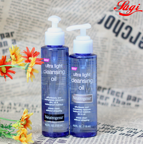 305bd40888c DẦU TẨY TRANG NEUTROGENA ULTRA LIGHT CLEANSING OIL