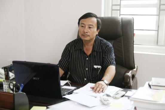 Giám đốc Trần Thế Dần