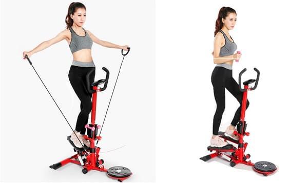 các bài tập với Máy tập thể dục đa năng TT-002
