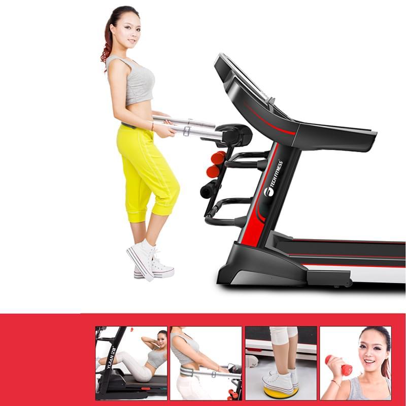 tập luyện với Máy chạy bộTech fitness TF-05A