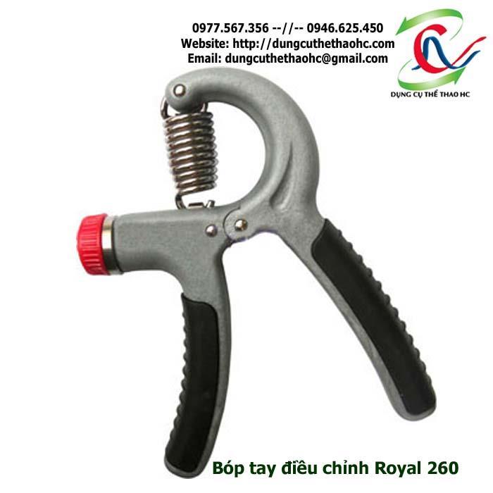 Bóp tay điều chỉnh Royal-260