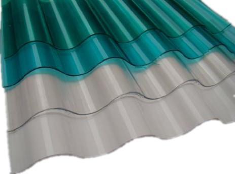 Tôn nhựa lấy sáng polycarbonate cao cấp của Tân Minh Nhật