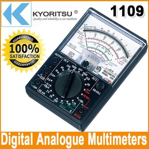 Đồng hồ kim Kyoritsu K1109, K1109