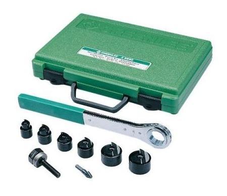 Bộ dụng cụ đục lỗ GreenLee, bộ khoét lỗ chuyên dụng, bộ đục lỗ cho các tủ điện, 36690 GreenLee