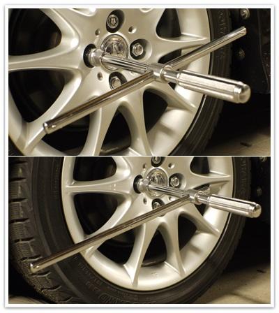 Tay vặn ốc bánh xe, tay vặn nhanh, Koken 4711X, tay xiết ốc bánh xe