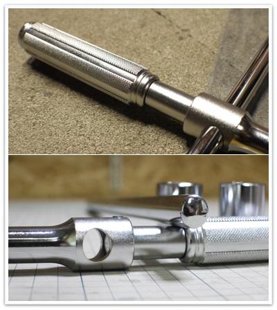 Cần xiết ốc bánh xe, cần xiết 1/2 inch, Koken 4711X