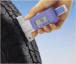 Đo gai lốp, đo hoa lốp, 700-104, đo lốp với dải đo 0-25mm