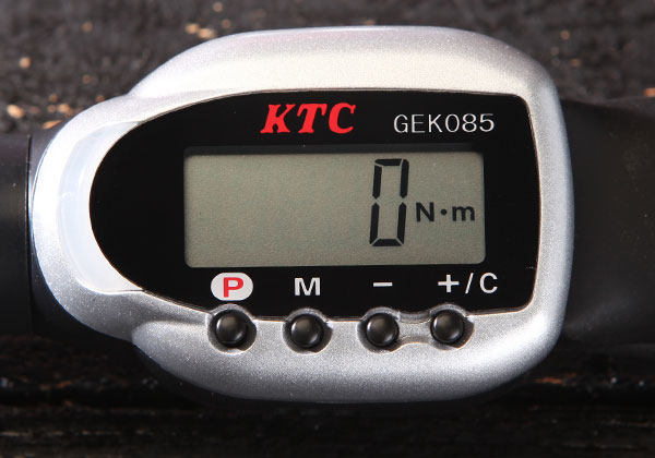 Đồng hồ điện tử của cờ lê lực, Dải đo lực 17-85Nm, GEK085-R4