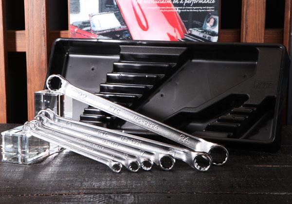 Bộ tròng KTC TM506, bộ tròng nhập khẩu KTC TM506, bộ tròng từ 8 đến 24mm