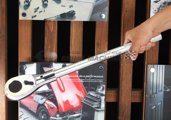 Tay lắc avwjn loại 3/4 inch, tay cóc 3/4 inch, tay vặn cá, tay vặn ốc KTC, cần siết ốc tự động loại 3/4 inch, KTC BR6A,