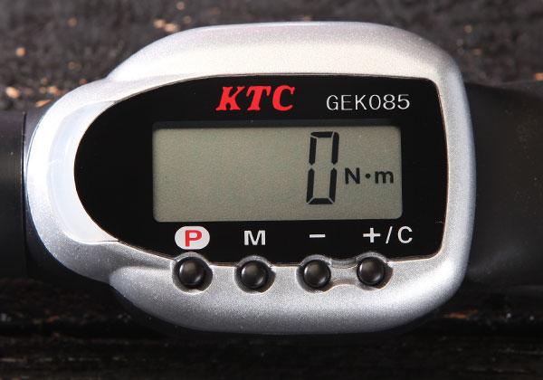 Tay cân lực điện tử KTC, cờ lê lực nhập khẩu, cờ lê cân lực điện tử