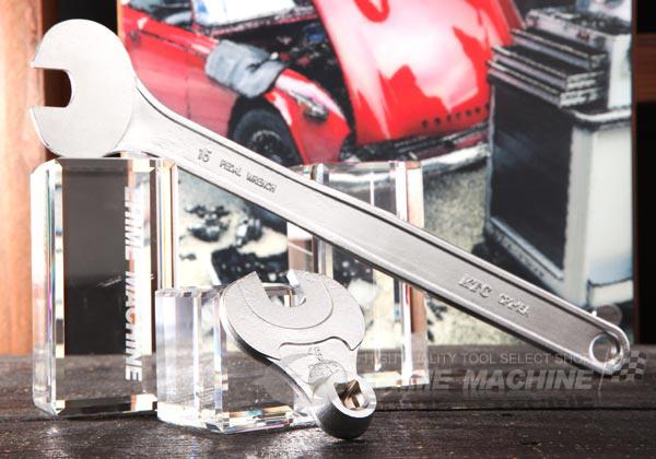 Cờ lê tháo pedan xe đạp, cờ lê 15mm thân mỏng dùng tháo pê đan xe đạp, KTC CP2-15A