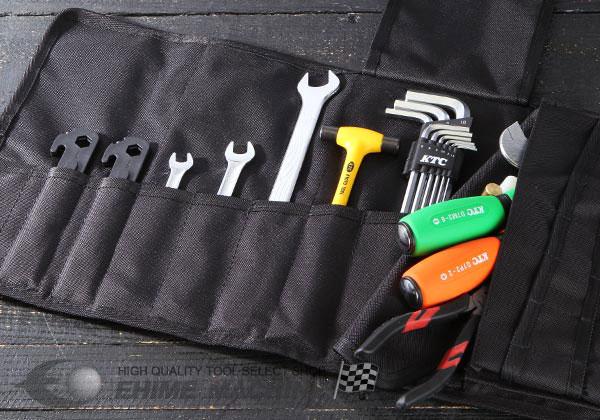 Bộ dụng cụ KTC Nhật, KTC CTX316EM, bộ dụng cụ 16 chi tiết, dụng cụ sửa xe đạp, bộ dụng cụ tháo lắp xe đạp, bộ dụng cụ sửa xe đạp nhập khẩu, KTC CTX316EM