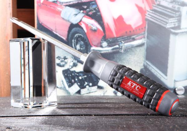Tô vít pake mũi số 3, tô vít 4 cạnh mũi số 3, tô vít KTC dùng trong xưởng Yamaha,