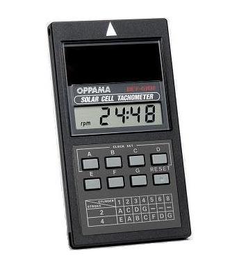 Đồng hồ đo tốc độ động cơ, đồng hồ đo tua máy, đồng hồ đo vòng tua máy, đồng hồ đo Oppama, Oppama Japan