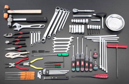 Bộ dụng cụ ESCO, dụng cụ cầm tay ESCO, EA612SB-17, bộ dụng cụ sửa chữa ESCO,