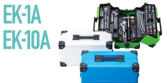 Hộp dungj cụ EK-1A, hộp dụng cụ EK-10A, hộp dụng cụ mở chữ V