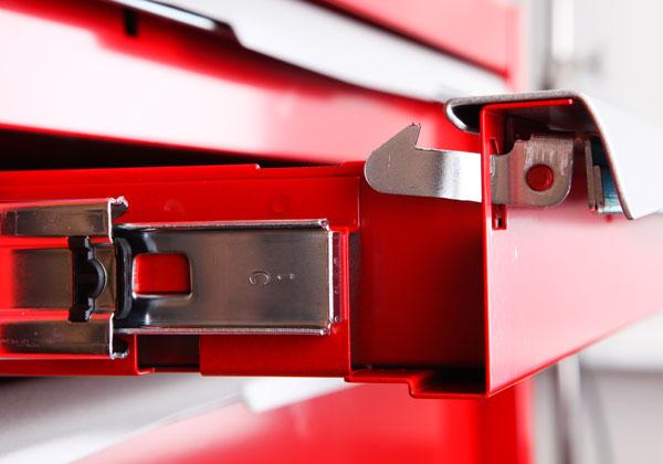 Ngăn kéo có tay móc được thiết kế an toàn khi sử dụng, EKR-1004