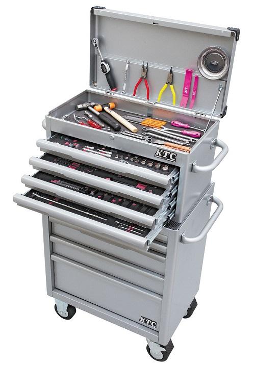 Bộ dụng cụ với hộp EKR-1004, dụng cụ sửa chữa ô tô, đồ nghề sửa xe
