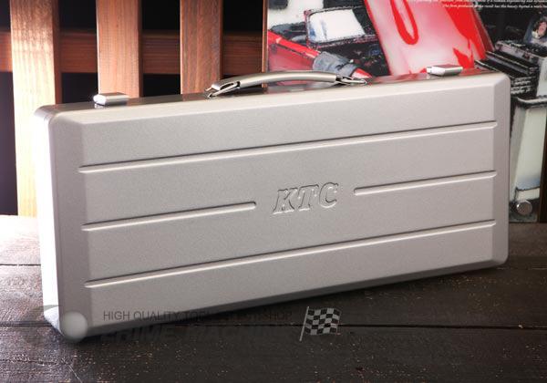 Hộp đựng bộ đầu khẩu, hộp tuýp KTC 21 chi tiết, bộ tuýp Nhật 21 chi tiết