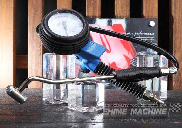 Đồng hồ bơm lốp ô tô, đồng hồ bơm và đo áp suất lốp, KTC AGT232