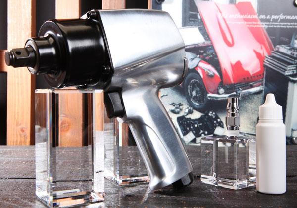 Súng vặn ốc 1/2 inch, súng vặn bu lông 1/2 inch, súng bắn ốc dùng khí nén, KTC JAP436,