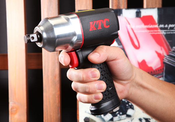 Súng vặn ốc 1/2 inch dùng khí nén, KTC JAP451, JAP451, momen xoắn