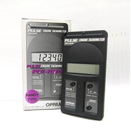 Đồng hồ đo vòng tua, đo vòng tua máy, PET-1010, PET-1010 Oppama