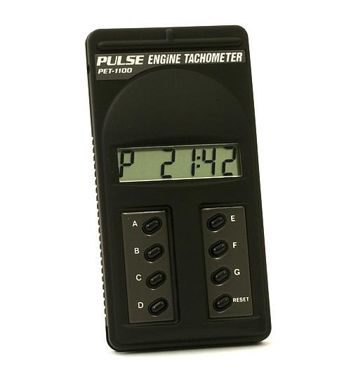 Đồng hồ đo tốc độ động cơ xăng, PET-1100R, chuyên dùng đo động cơ ô tô, xe máy, được dùng trong các xưởng dịch vụ của Yamaha Việt Nam, đồng hồ đo vòng tua máy, dồng hồ đo tua máy,