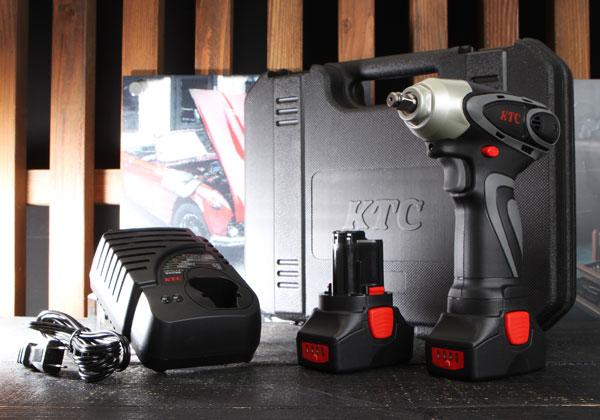 Súng điện, súng vặn ốc dùng pin, KTC JTAE315, súng vặn ốc nhập khẩu, cung cấp súng vặn ốc chạy pin của Nhật