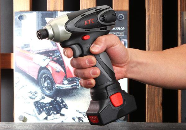 Súng vặn vít dùng điện, súng điện KTC, súng dùng pin, súng vặn vít 6.35mm, súng vặn vít nhập khẩu từ Nhật