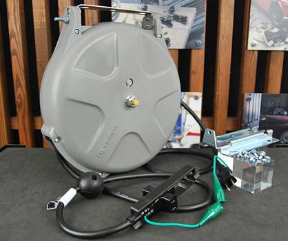 Cuộn dây điện 10m, hộp dây điện tự thu, hộp dây điện 10m, SCS-310, Sankyo SCS-310