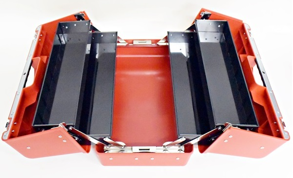 Hộp nhựa đựng đồ, KTC SK33P-M, hộp đựng dụng cụ bằng nhựa