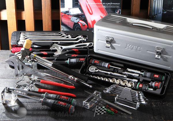 Bô dụng cụ KTC SK348S, bộ dụng cụ nhập khẩu, bộ đồ nghề sửa chữa