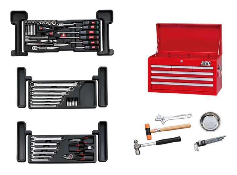 Bộ dụng cụ cho xưởng YFS Yamaha, dụng cụ KTC