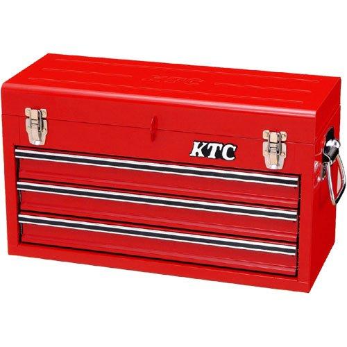 Thùng đựng dụng cụ, KTC SKX0213, thùng đựng 3 ngăn kéo, thùng đựng đồ