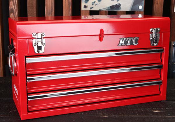 Hộp đựng dụng cụ sửa chữa, hộp đựng dụng cụ cầm tay, hộp đựng đồ nghề, thùng đựng đồ, KTC SKX0213, thùng đựng đồ 3 ngăn kéo,