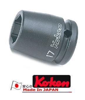 Đầu khẩu vặn ốc Koken, Koken 14400M, đầu khẩu 1/2 inch 14400M