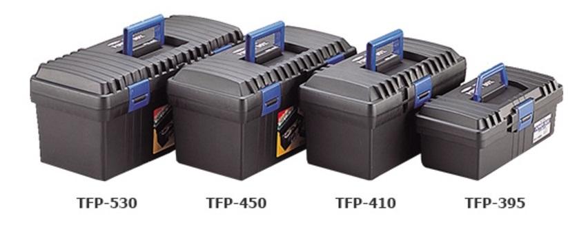 Hộp nhựa đựng đồ Toyo Nhật, Toyo TFP-450, hộp đựng đồ