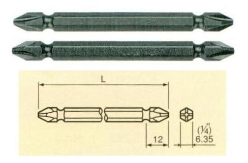 Thanh vặn vít 4 cạnh dài 75mm, đầu bits 4 cạnh dài 100mm, đầu vặn vít dài 100mm, đầu bits dùng cho lắp ráp,