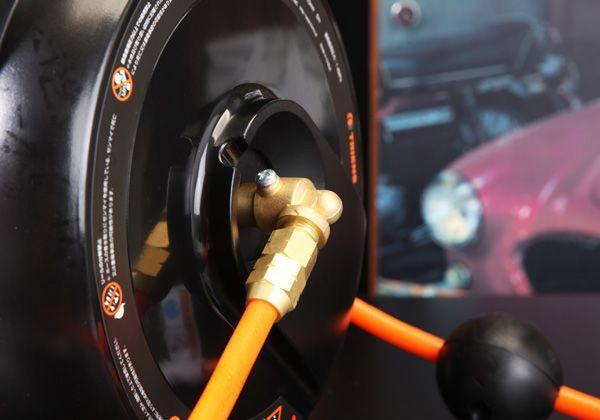 Cuộn dây tự rút, dòng WHC, cuộn dây Sankyo Triens, áp suất dây khí 1.4MPa,