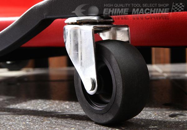 Xe chui gầm với 6 bánh xe xoay 360 độ, xe chui gầm nhập khẩu từ KTC Nhật, AYSC-20F