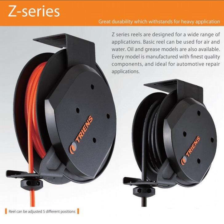 Cuộn dây khí dòng Z, Triens Z Series, cuộn dây khí, cuộn ống hơi