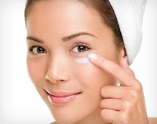 Các bước cơ bản loại bỏ quầng thâm mắt