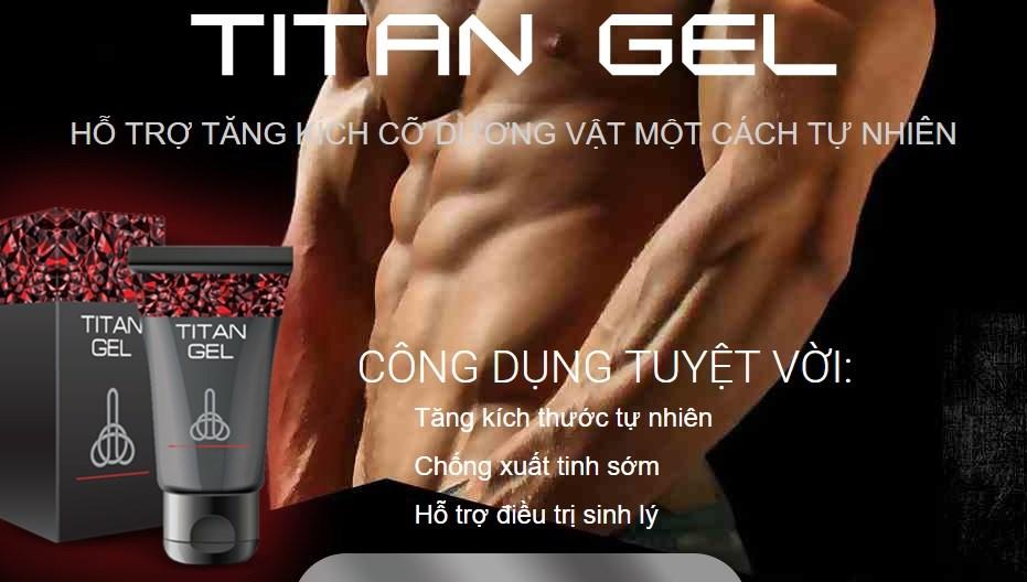 titan gel saqartvelosi