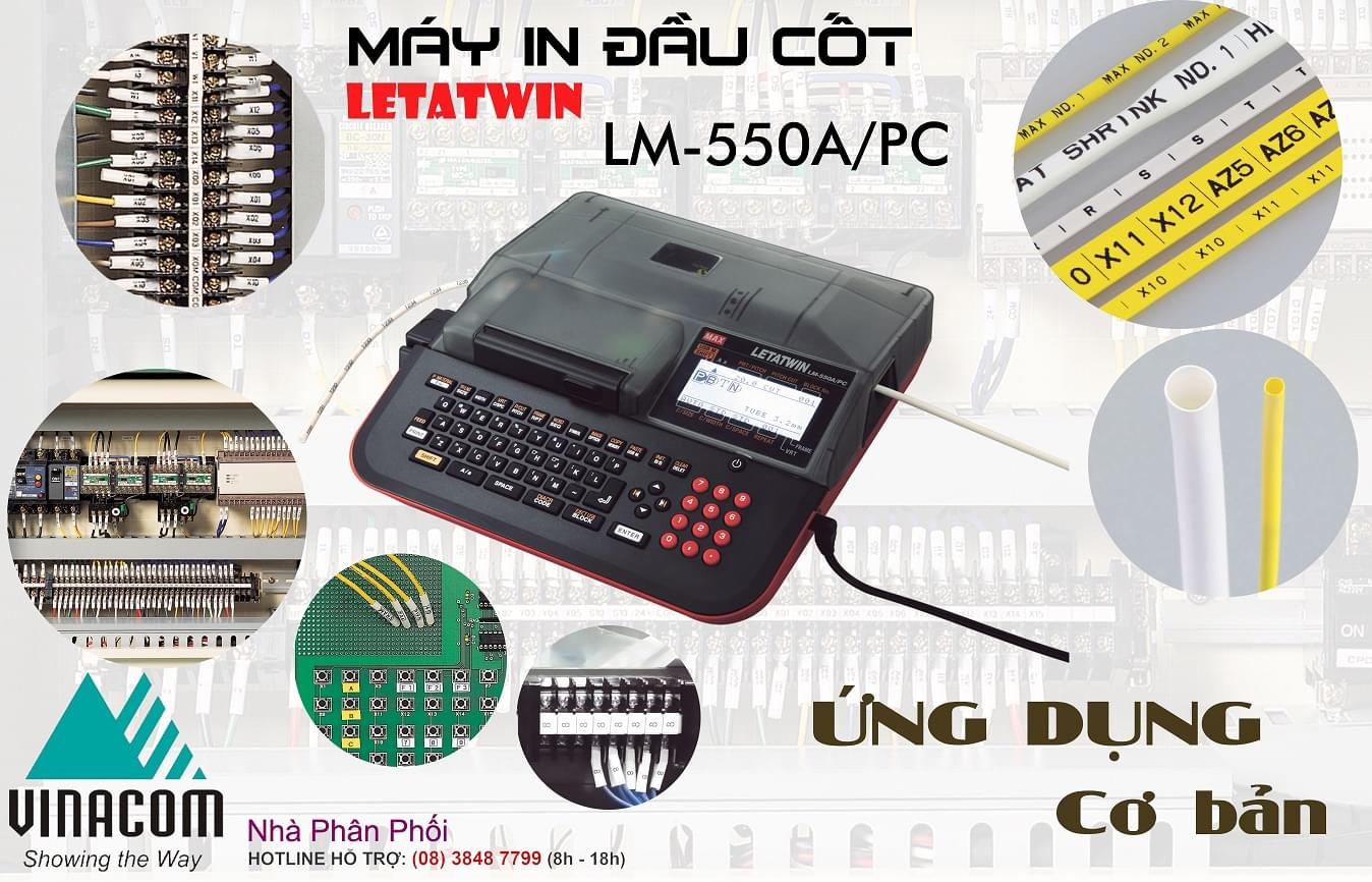 may in dau cot lm550a