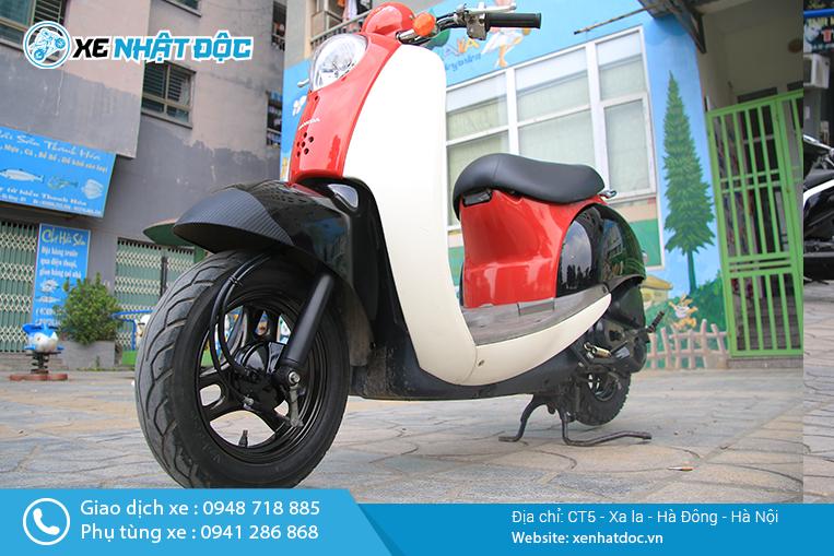 Cách mua xe máy Honda Soopy 50cc Nhật bãi chuẩn