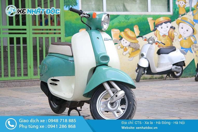 Xe máy Honda Giorno 50cc giá bao nhiêu?