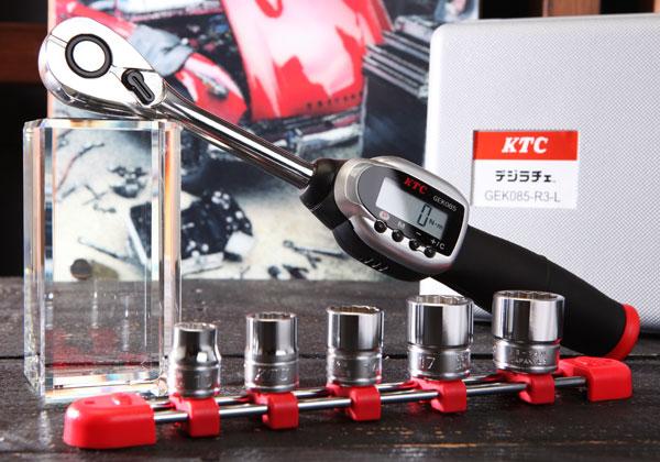 Cờ lê lực điện tử KTC, KTC TB306WG2, cờ lê lực 3/8 inch, dải đo 17-85Nm